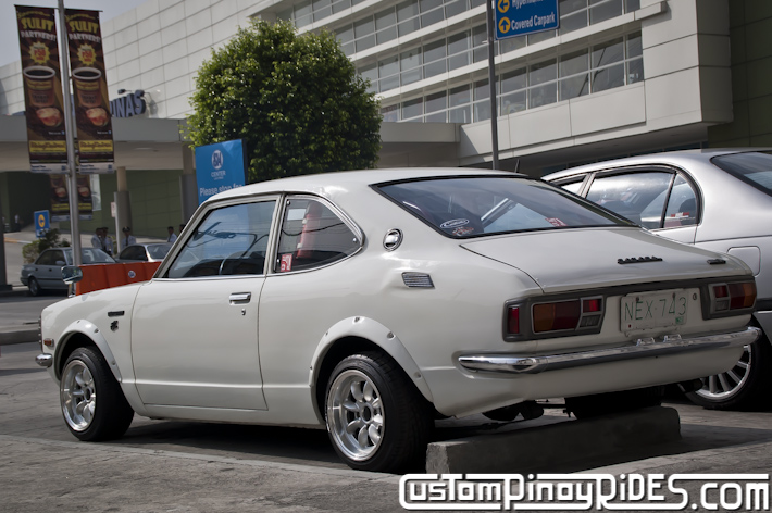 2nd Gen Old School Toyota Corolla by Cartistics Auto Restoration Garage Custom Pinoy Rides Car Photography Philippines pic3