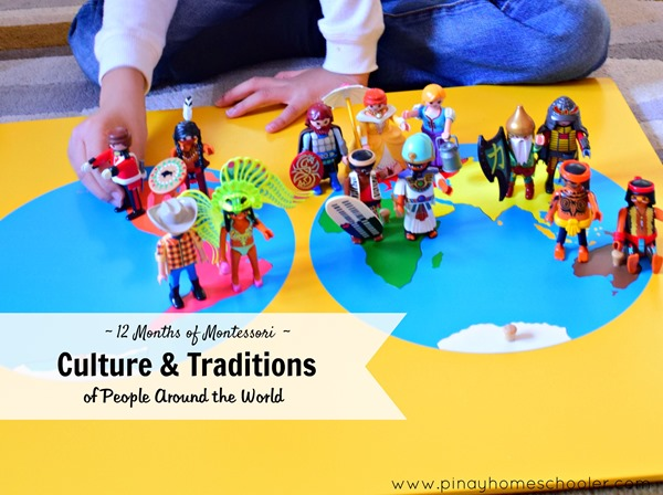 Culture and Traditions of People Around the World