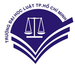 Website của Đại học Luật TP.HCM