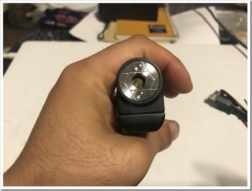 IMG 6229 thumb - 【VooPoo新作!】VooPoo NEWBIE 80W Modレビュー!小さい見た目にハイパワーを搭載した、DRAGでおなじみのVooPoo新作シングルバッテリーMOD!【しかも22mm】