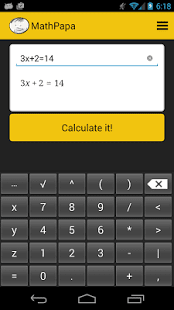 math solver mathpapa apk
