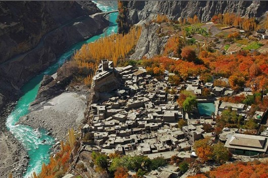 Altit Village & Altit Fort hunza valley(2)