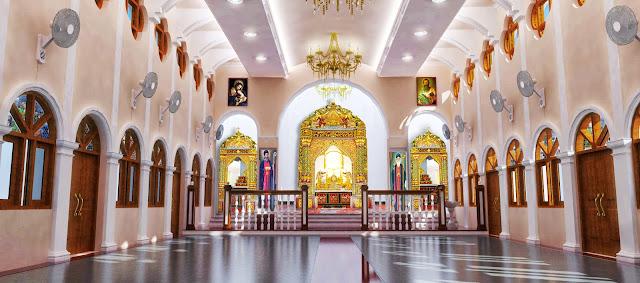 Mar Gregorios Orthodox Church, B2 Janakpuri, Janak Puri, New Delhi, Delhi 110058, India