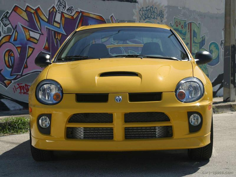 2005 dodge neon srt 4 specifications pictures prices. Black Bedroom Furniture Sets. Home Design Ideas