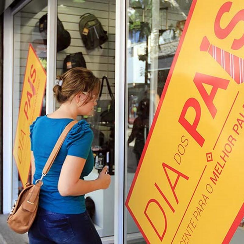 Mossoroenses pretendem gastar entre R$ 51 e R$100 com presente para o Dia dos Pais
