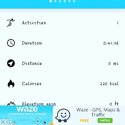 Jogging At Teluk Likas