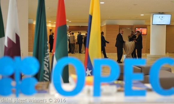 opec cut oil production