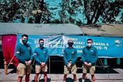 Posko Bantuan Oksigen Darurat TNI AL, Resmi di Buka