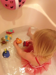 Whiny Wednesday: Magical Bath Moments