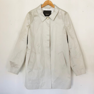 Coach Car Coat