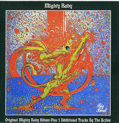 Mighty Baby ~ 1969 ~ Mighty Baby