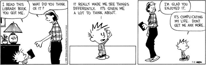calvin complicating ethics book