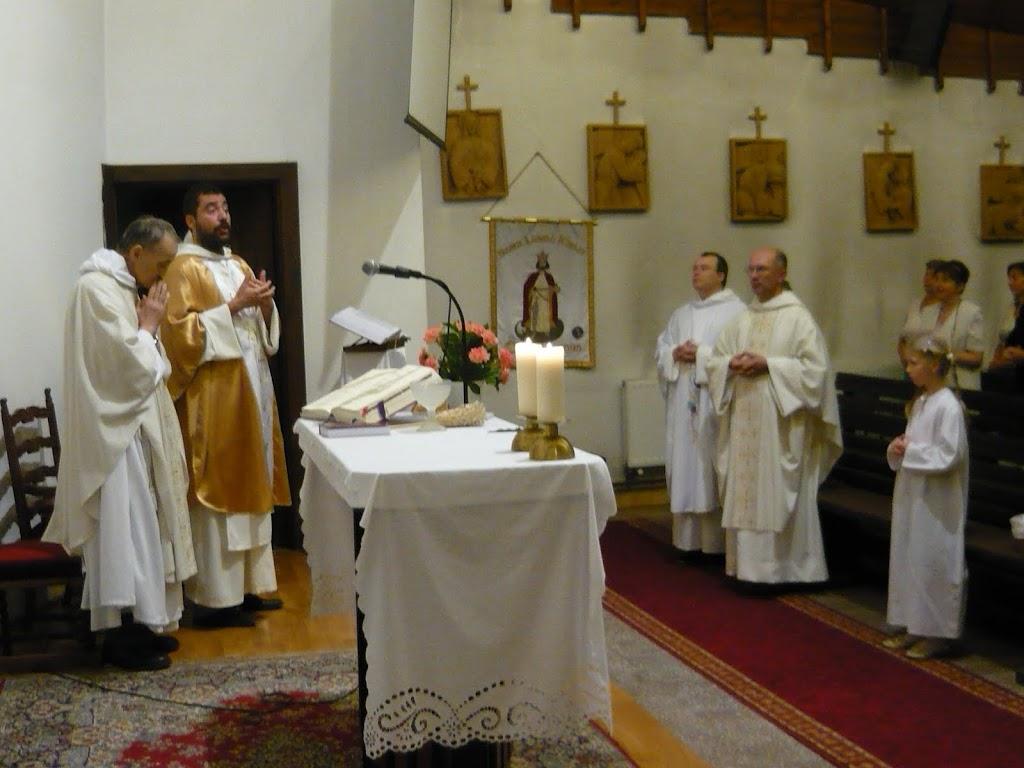József testvér fogadalomtétele, 2011.09.24., Debrecen - P1010831.JPG
