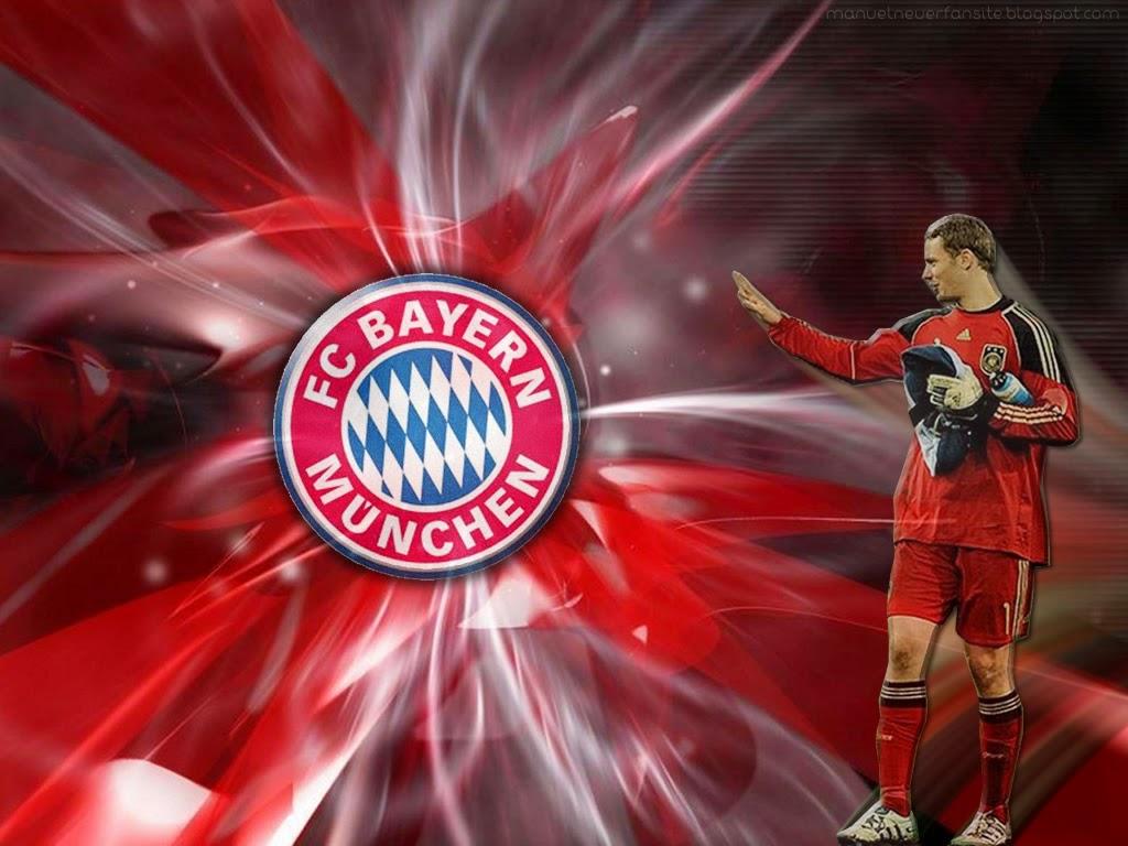 Wallpaper Bayern Munchen 2014