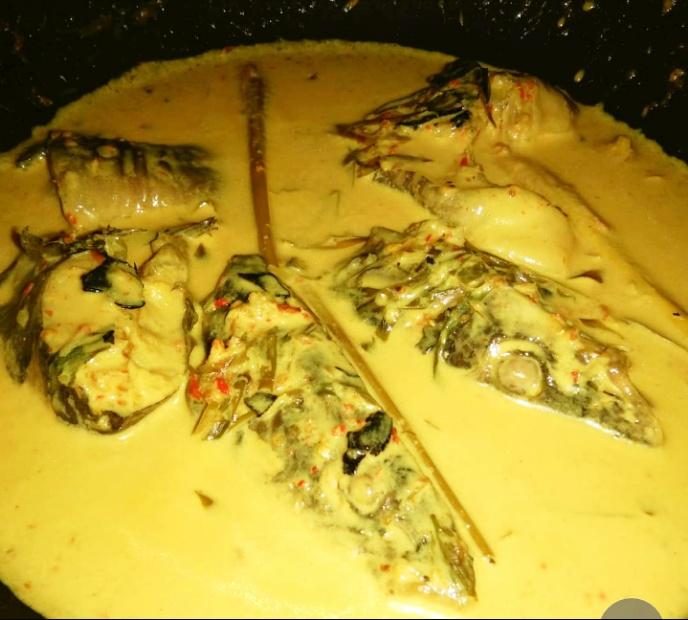 Resepi Ikan Baung Sungai Masak Lemak Cili Padi