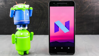 Enforced Verified Boot Android Nougat