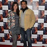 OIC - ENTSIMAGES.COM - Meera Thakrar and Nitin Ganatra at the  : Feast of Varanasi  UK film premiere during the London Asian Film Festival 5th March 2016 Photo Mobis Photos/OIC 0203 174 1069