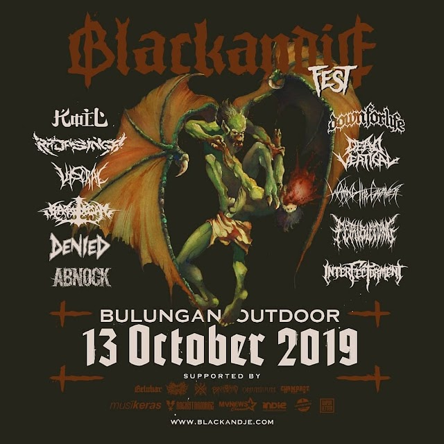 BLACKANDJE FEST 2019