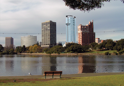 Lake Merritt, Oakland, California, United States