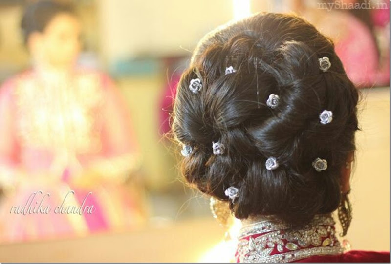 Indian Wedding Hairstyles (11)