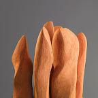 Esculturas en baja temperatura.