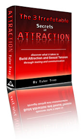 Cover of Tyler Tray's Book The 3 Irrefutable Secrets Of Attraction