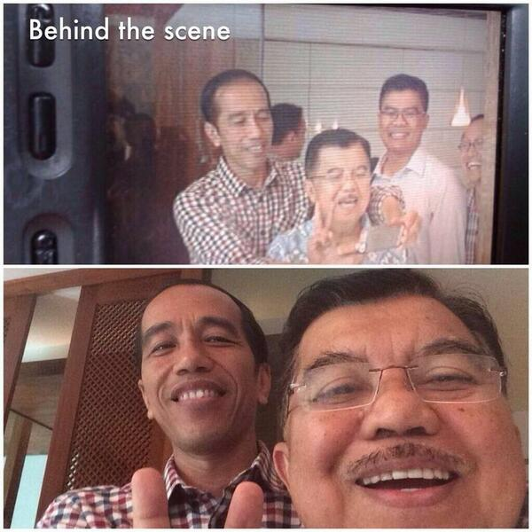 Suka Selfie (Harus) Suka Khilafah!