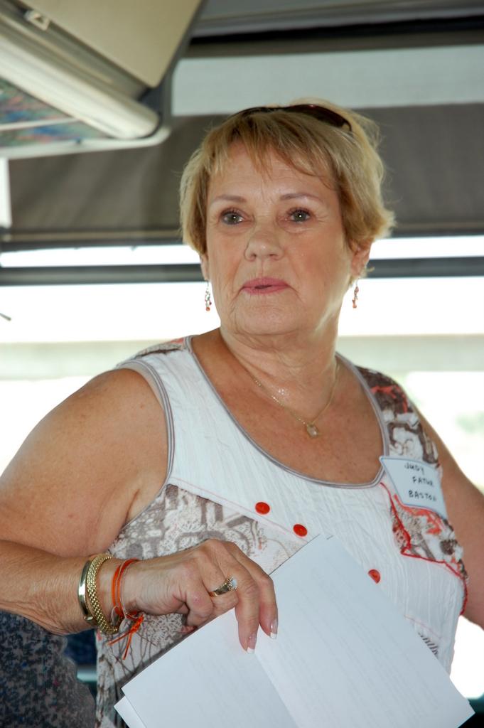 Judy Fatur Wine Connoisseur