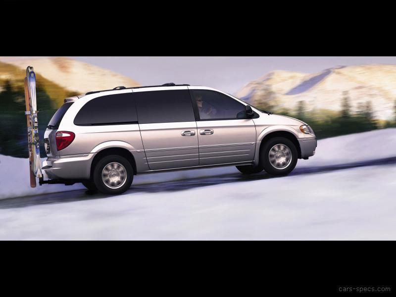 2005 chrysler town and country minivan specifications. Black Bedroom Furniture Sets. Home Design Ideas