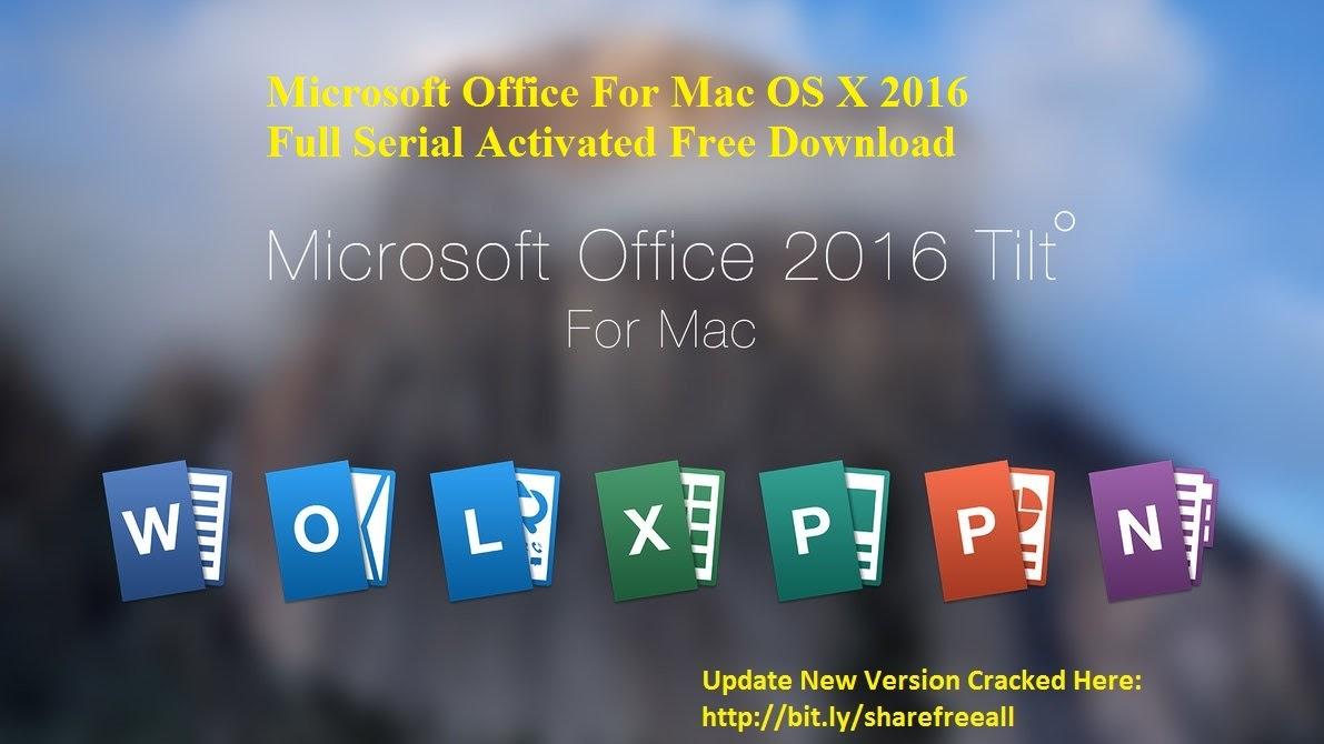 microsoft office 2016 for mac os x v15112 serial crack keygen tutorial 20 - Visio For Mac Free Download