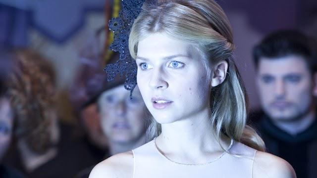 Você sabia ? Clémence Poésy a Fleur de Harry Potter participou da 4ª temporada de Gossip Girl