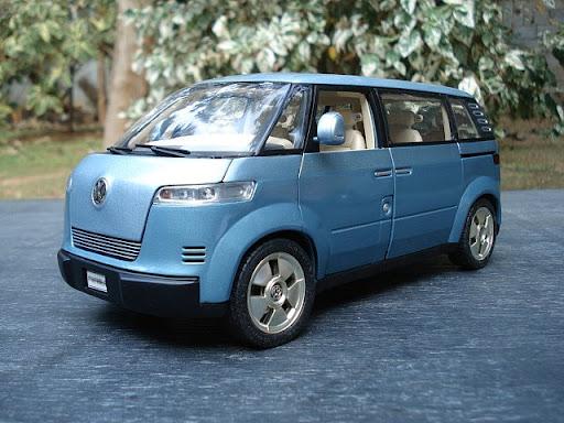 2002 Volkswagen Microbus Concept