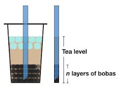 Bagaimana Saya Bisa Minum Bubble Tea Tanpa Menyelesaikan Teh Sebelum Boba?
