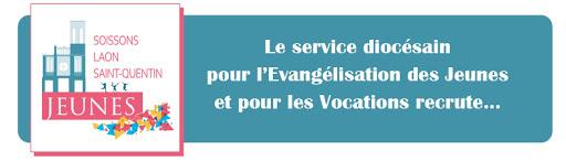 Juin 2021 : une nouvelle offre d'emploi du diocèse de Soissons