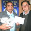 Asociación Regional premió a los mejores de la Copa de Campeones