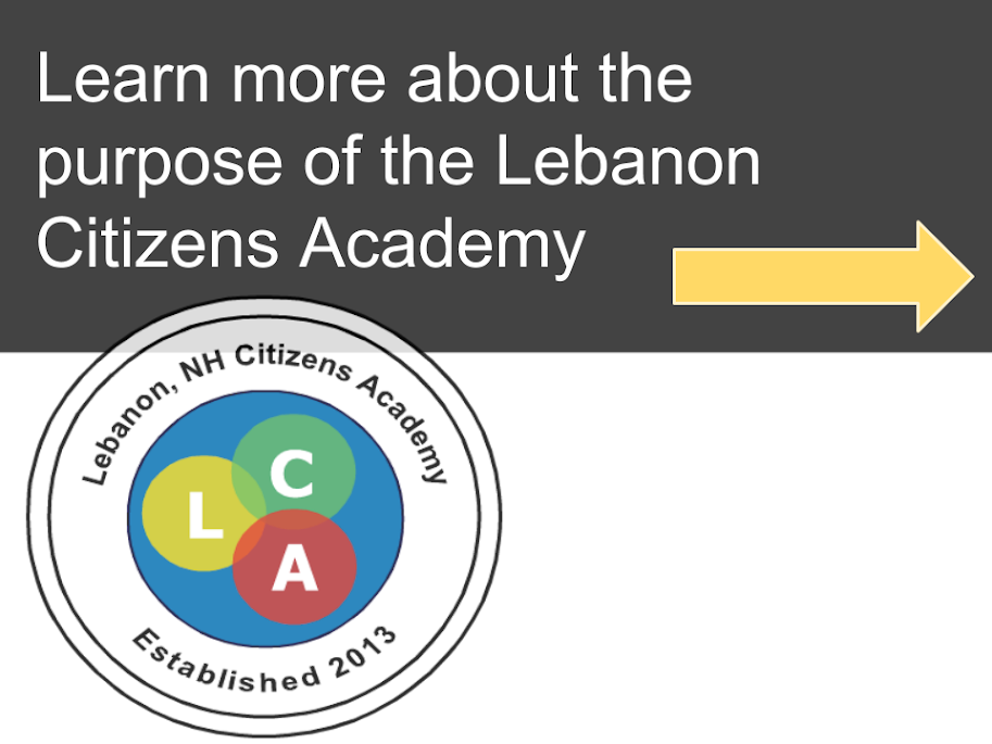 About Lebanon Citizens Academy