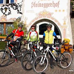 Dieter, Sonja und Kurt beim Ghost E-Bike Test.jpg