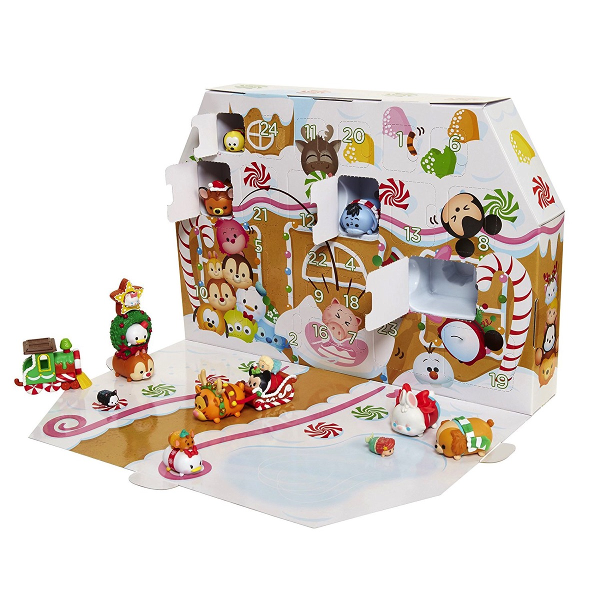 TsumTsum advent calendar