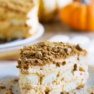 Pumpkin Tiramisu Recipes