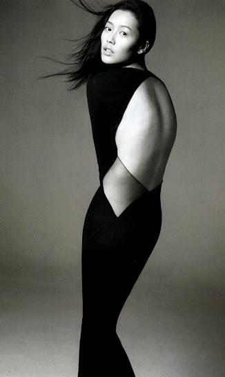 Liu Wen desnuda 2