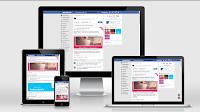 Template blogger FacePlus chuẩn seo