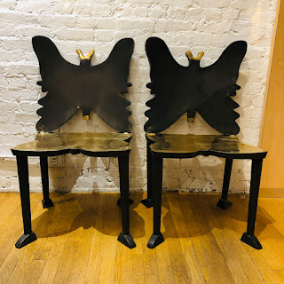 Butterfly Chair Pair #2