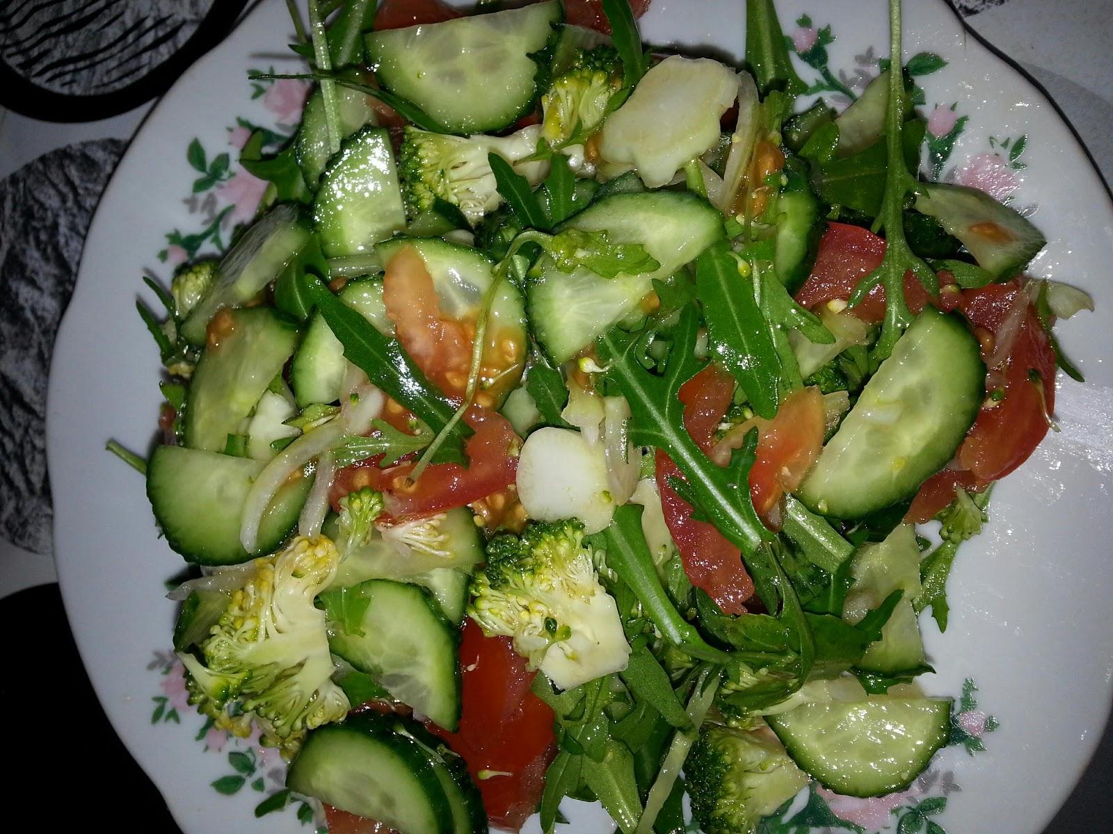 salate legume pentru slabit