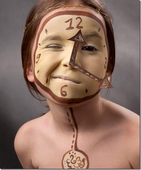 maquillajes infantiles de  blog bestphoto jpg (2)