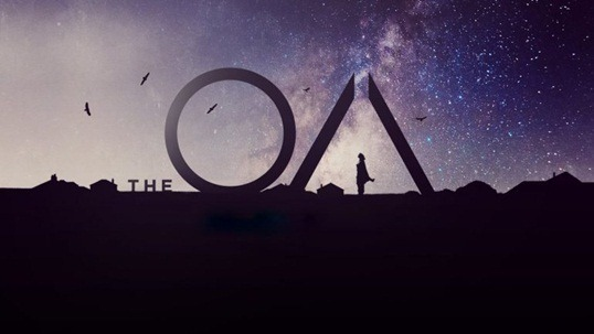 The OA - Netflix - logo