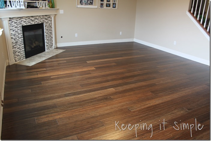 Tips On How To Install Hardwood Flooring By Yourself Bamboo Strand