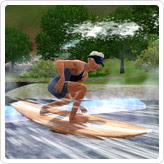 """Волновая установка """"Солнце, серфинг и вода"""""""