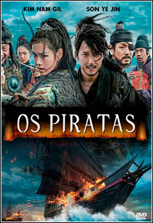 Os Piratas (2016) Torrent BRRip Blu-Ray 720p / 1080p Dual Áudio