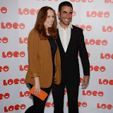 OIC - ENTSIMAGES.COM - Catherine Tate and Brett Goldstein  at the LOCO Superbob UK film Premiere Q and A at BFI London 24th January 2015 Photo Mobis Photos/OIC 0203 174 1069