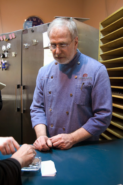 Chocolatier Kevin Buck of Chocolate Necessities / Credit: Bellingham Whatcom County Tourism